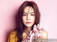 Ella Chen для Marie Claire (Taiwan) August 2016