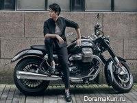 Jin Dong для Modern Lady August 2016