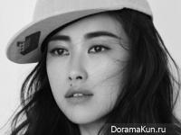 Zhu Zhu для Elle 2016