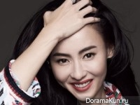 Cecilia Cheung для Self April 2016
