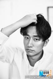 Huang Xuan для Grazia Extra 2016