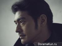 Takeshi Kaneshiro для VOGUE