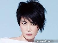 Faye Wong для Vogue December 2016