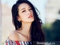 Li Qin для OK! (China) December 2016