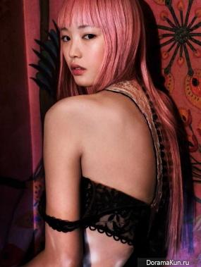 Fernanda Ly для Vogue (China) 2016