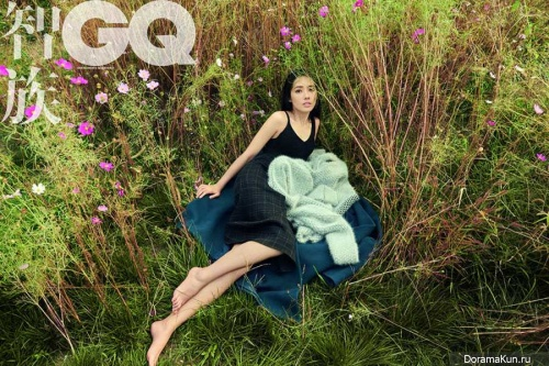 Bea Hayden для GQ December 2016