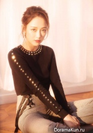 Chen Qiao En для Cosmopolitan (China) October 2016