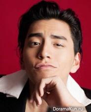 Darren Wang для ELLE (China) October 2016