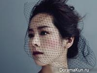 Han Ji Min для Elle January 2017