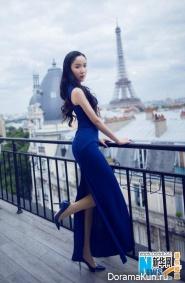 Loura Lou (Lou Yixiao) Concept Photos January 2017