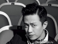Deng Chao для Elle Men February 2017