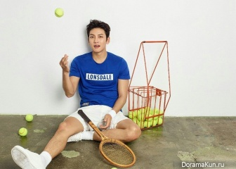 Ji Chang Wook Lonsdale Concept Photos February 2017