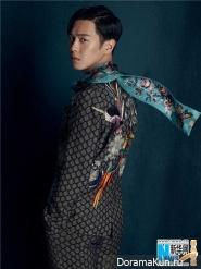 Zhang Ruoyun Concept Photos January 2017