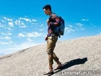 Daniel Wu для Esquire April 2017