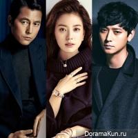Jung Woo Sung-Han Hyo Joo-Kang Dong Won