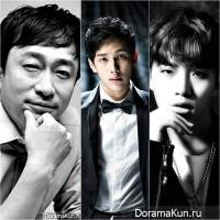 Lee Sung Min-Siwan-Junho