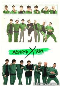 MONSTA X-RAY