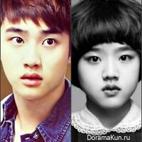 D.O.-Kim Hyang Gi