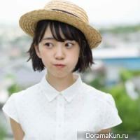photoshoot Hori Mione