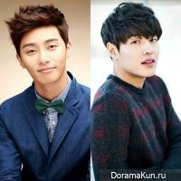 Park Seo Joon_Kang Ha Neul