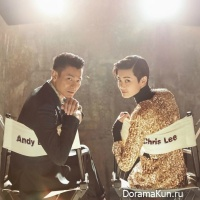 Li Yuchun, Andy Lau for Bazaar