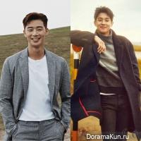 Park Seo Joon/Choi Woo Shik