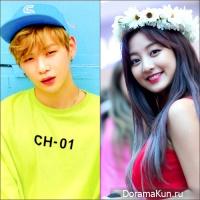 Jihyo/Kang Daniel
