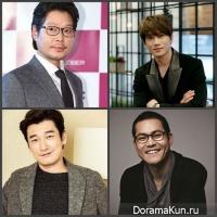 Yoo Jae Myung/ Ji Sung/ Cho Seung Woo/ Kim Sung Kyun