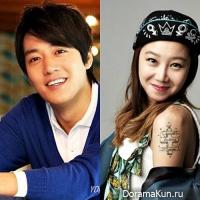 Kim Rae Won / Gong Hyo Jin