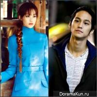 Oh Yeon Seo / Kim Bum