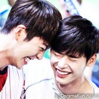 Kim Woo Bin / Lee Jong Suk