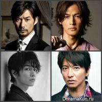 Takenouchi Yutaka/Koshi Inaba/Sato Takeru/Kimura Takuya