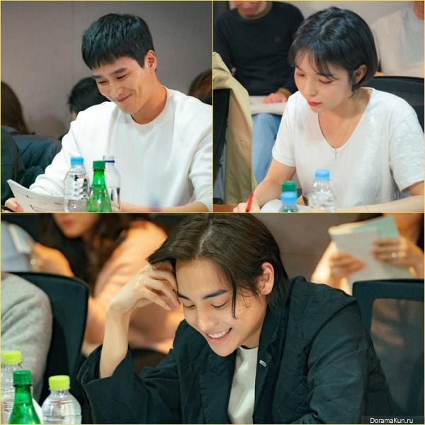 Ahn Bo Hyun/Park Jin Joo/Jung Jae Won
