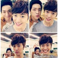 gong myung / seo kang joon