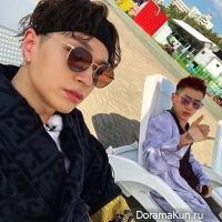 Simon Dominic / Jay Park