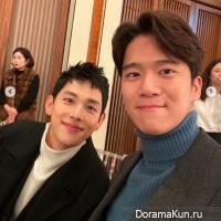 Im Siwan Ha Seok Jin