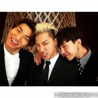 Daesung/Taeyang/G-Dragon