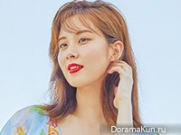 SNSD (Seohyun) для Grazia August 2018