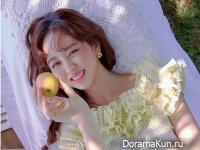 Kim So Hyun для Cosmopolitan July 2018