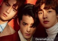 Wang He Di, Guan Hong, Liang Jing Kang, Wu Xi Ze