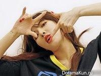 Kim Hyun Ah для PUMA