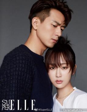Li Xian, Yang Zi для Elle