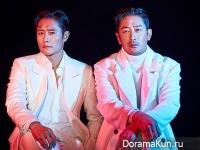 Lee Byeong Heon, Ha Jung Woo для High Cut December 2019