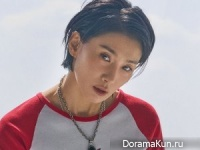 Kim Suh Hyung для Elle May 2021