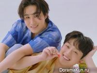 Lee Chang Won, Kim Hee Jae для The Star May 2021