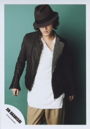 Akanishi Jin для Shop Jin 2012 Part 3