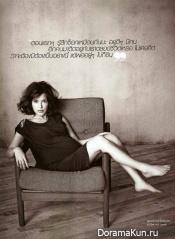 Aom Phiyada для Marie Claire