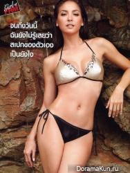 Ase Wang для FHM Thailand