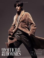 Chen Kun для Officiel