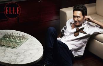 Feng Shaofeng для ELLE